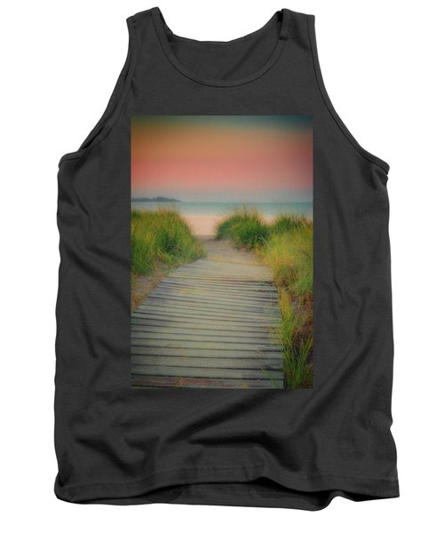 Beach Sunrise Tank Top