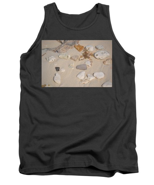 Beach Treasures 2 Tank Top