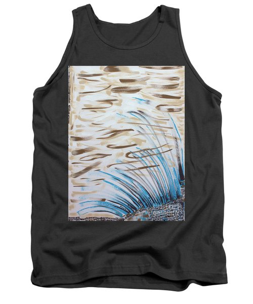 Beach Winds Tank Top by Steven Macanka