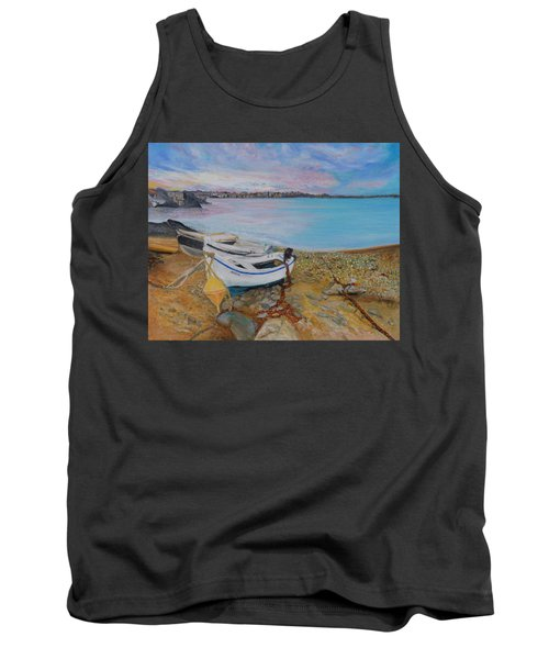 Beached Boats Tank Top