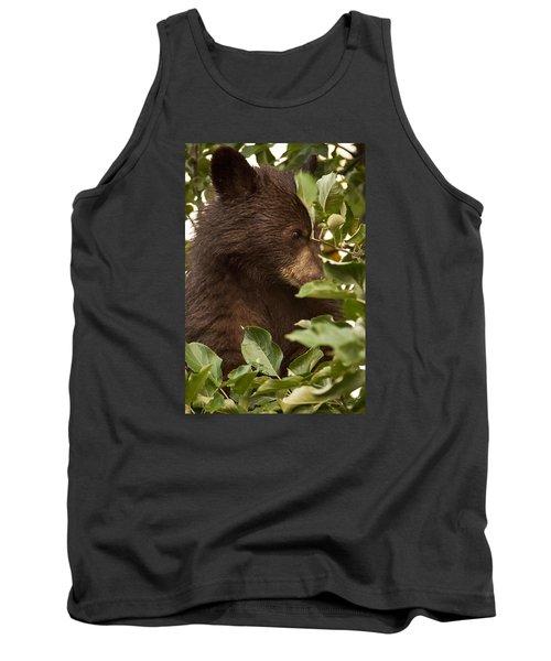 Bear Cub In Apple Tree3 Tank Top