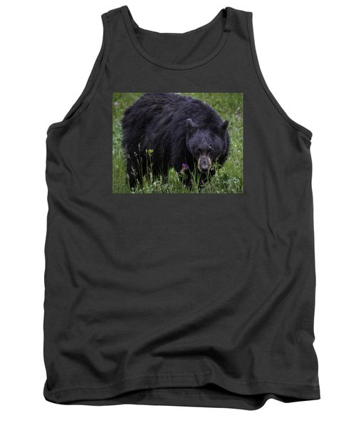 Bear Gaze Tank Top