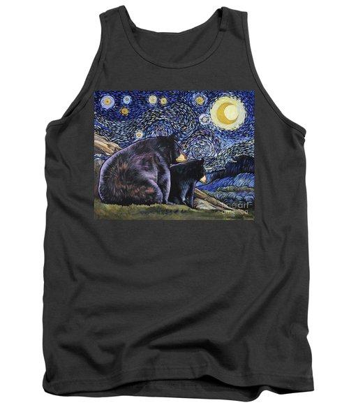 Beary Starry Nights Too Tank Top