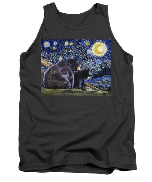 Beary Starry Nights Too Tank Top