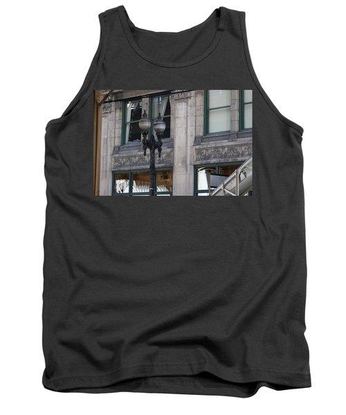 Beautiful Chicago Gothic Grunge Tank Top
