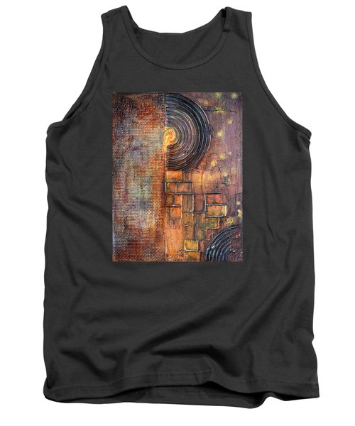 Beautiful Corrosion Tank Top
