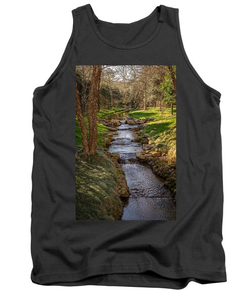 Beautiful Stream Tank Top