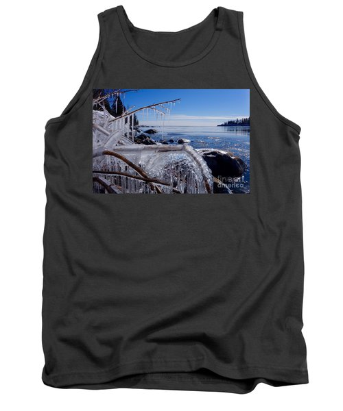 Beautiful Winter Day Tank Top