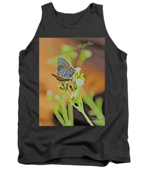 Beauty Flutters By Tank Top