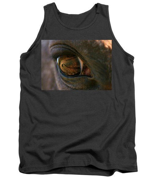 Beauty Is In The Eye Of The Beholder Tank Top