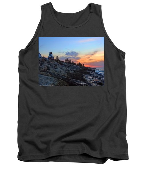 Beauty On The Rocks Tank Top
