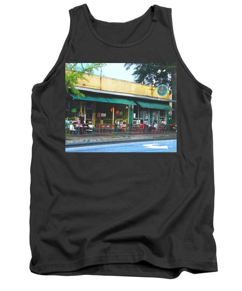 Beauty Shop And Do  Cooper Young Memphis Tank Top