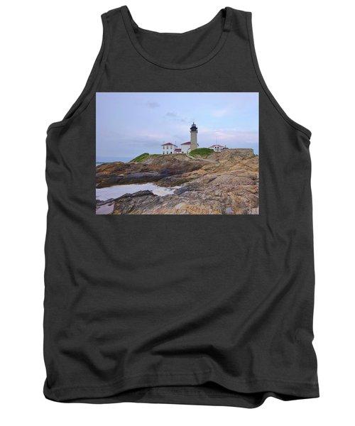 Beavertail Lighthouse Tank Top
