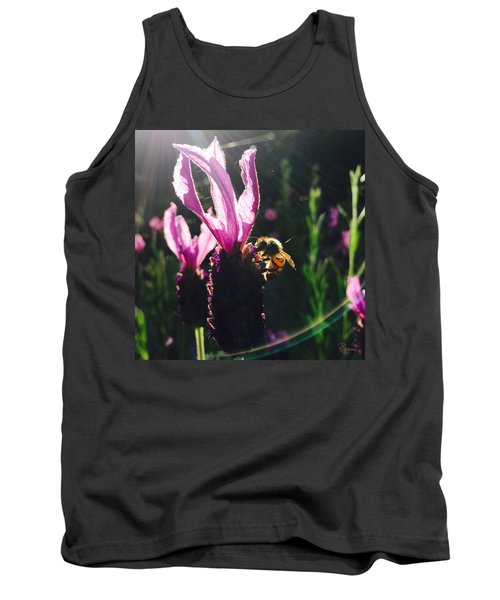 Bee Illuminated Tank Top