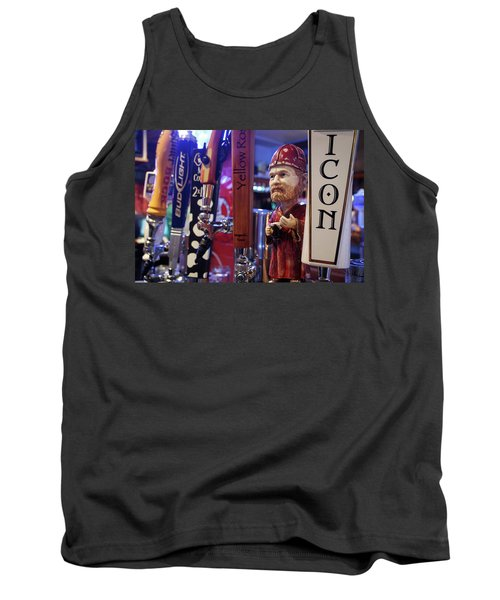 Beer Taps Tank Top by Tim Stanley