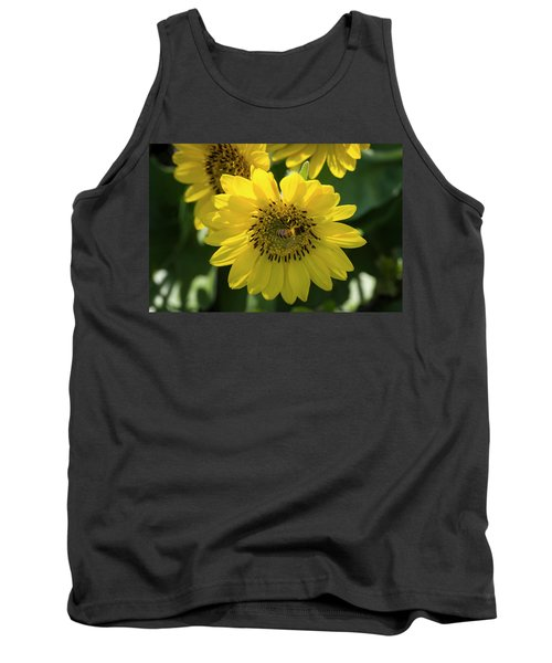 Bee's Work Is Never Done Tank Top