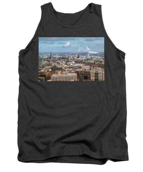 Befor A Snow Storm Hamburg Tank Top