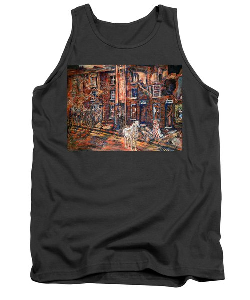Before Gentrification Tank Top