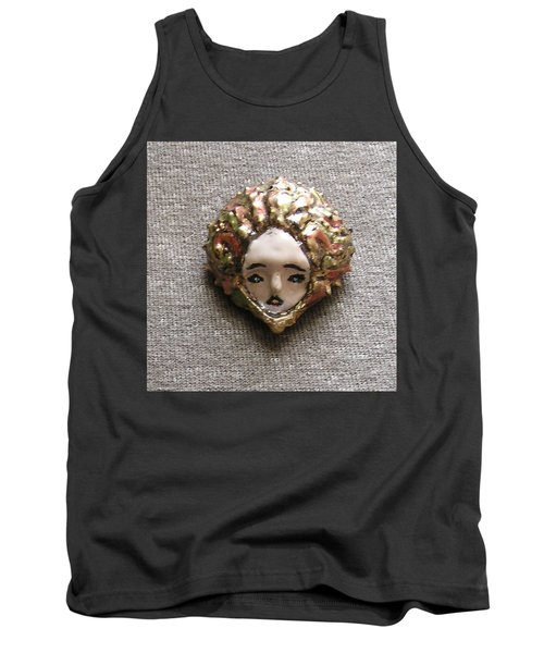 Tank Top featuring the photograph Before Pixel Pointillism by R  Allen Swezey