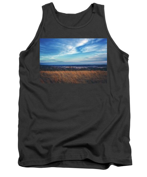 Tank Top featuring the photograph Before Sunset At Retzer Nature Center - Waukesha by Jennifer Rondinelli Reilly - Fine Art Photography