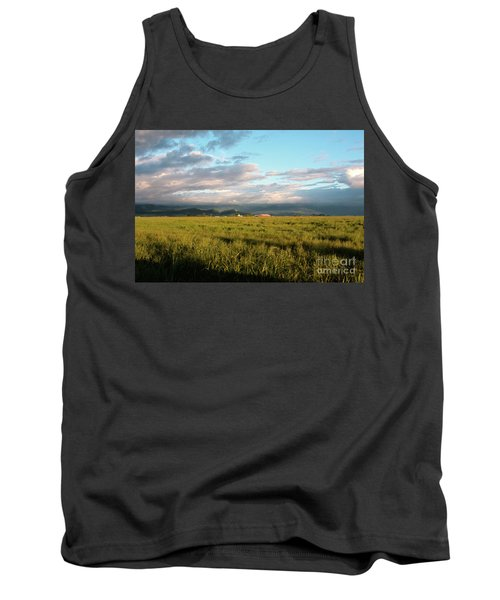 Before The Rainbow Tank Top by Janie Johnson