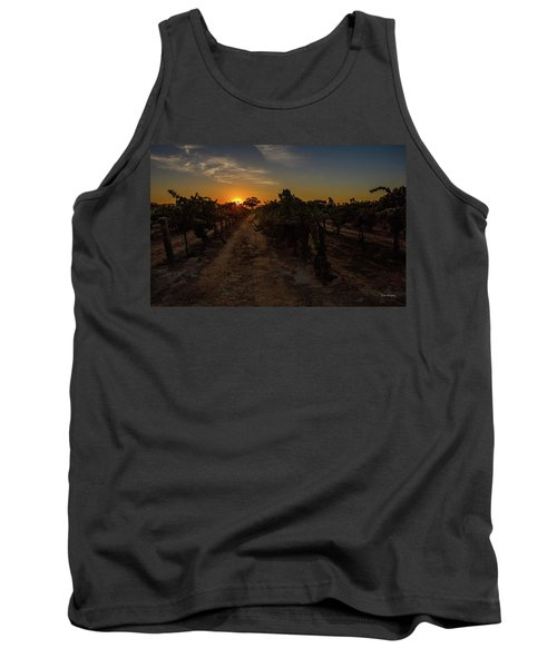 Before Tomorrow's Harvest Tank Top