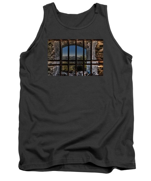 Behind Bars - Dietro Le Sbarre Tank Top