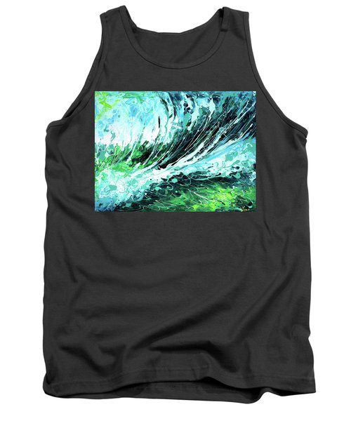 Behind The Curtain Tank Top