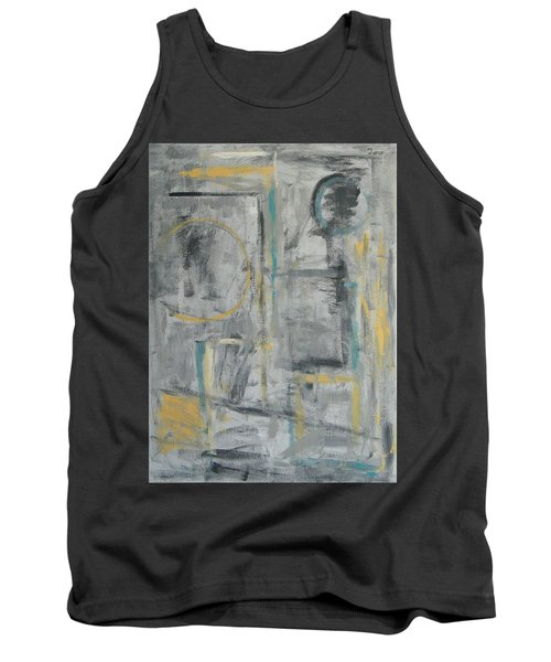 Behind The Door Tank Top by Trish Toro