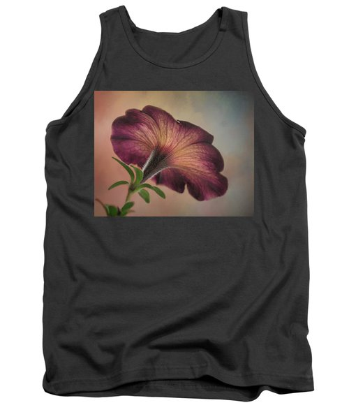 Tank Top featuring the photograph Behind The Scene by David and Carol Kelly