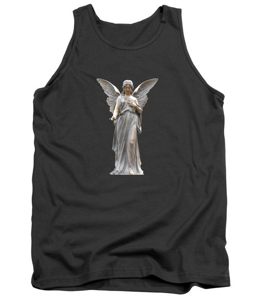 Behold I Send An Angel Before Thee I I Tank Top by David Dehner
