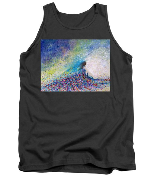 Being A Woman - #5 In A Daydream Tank Top