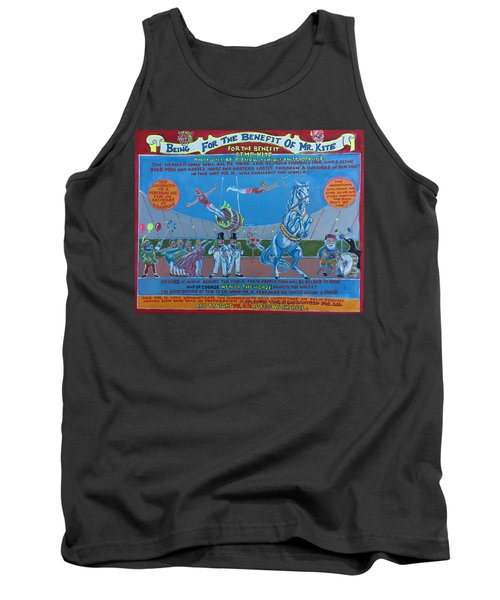 Being For The Benefit Of Mr. Kite Tank Top