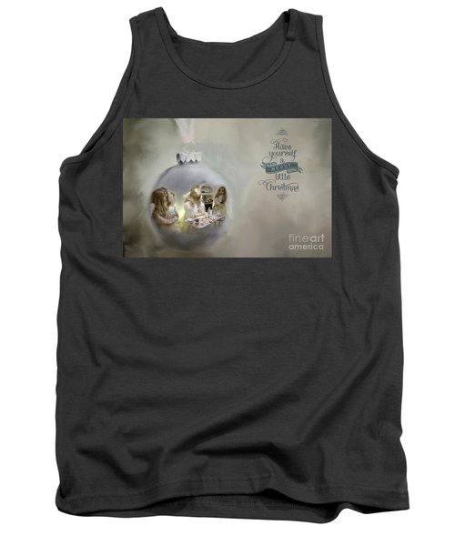 Believe In The Magic Of Christmas Tank Top