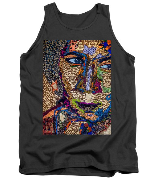 Bell Hooks Unscripted Tank Top by Apanaki Temitayo M