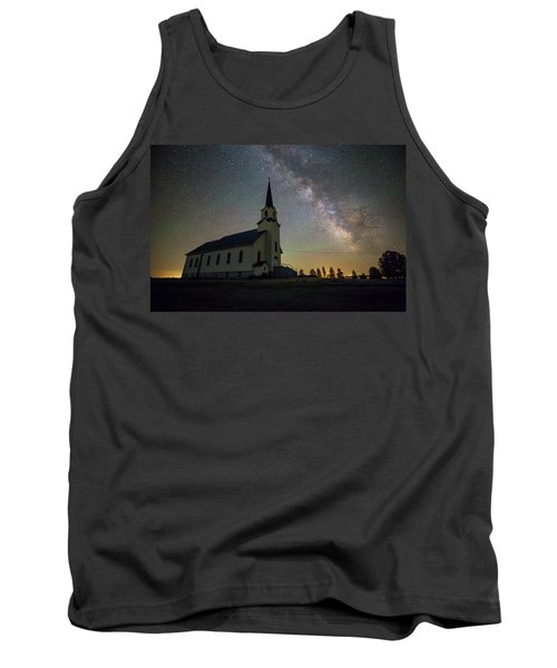 Tank Top featuring the photograph Belleview by Aaron J Groen