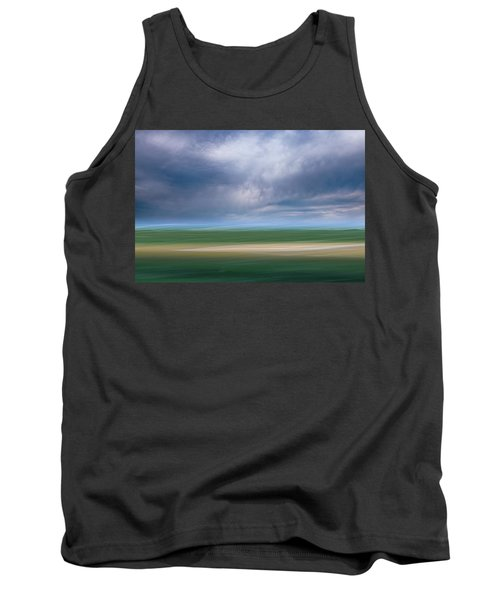 Below The Clouds Tank Top
