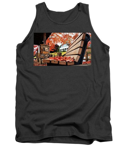 Bench Leaves Tank Top