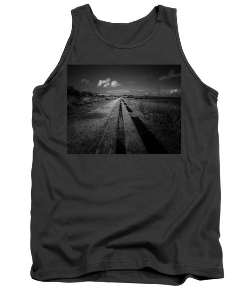 Benches Tank Top