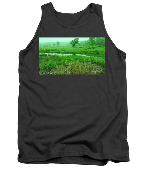Beneath The Clouds Tank Top