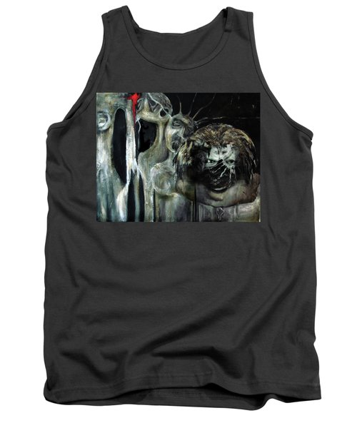 Beneath The Mask Tank Top