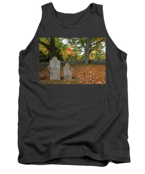 Benjamin Butler Grave Tank Top