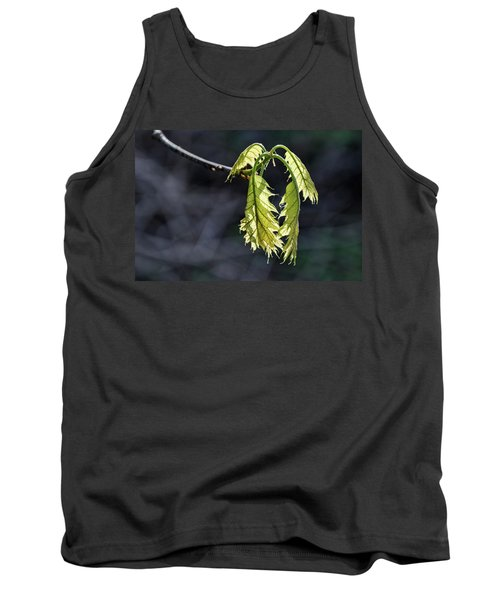 Bent On Growing - Tank Top