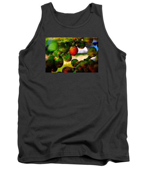 Berries Tank Top