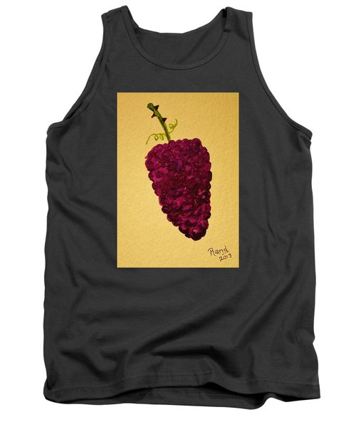Berry Good Tank Top by Rand Swift