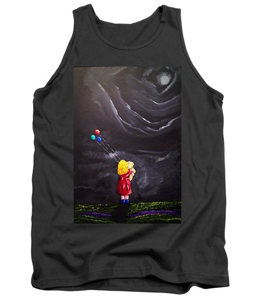 Best Friends Tank Top by Scott Wilmot