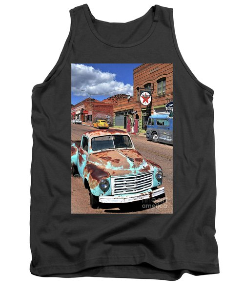 Tank Top featuring the photograph Better Days by Gina Savage