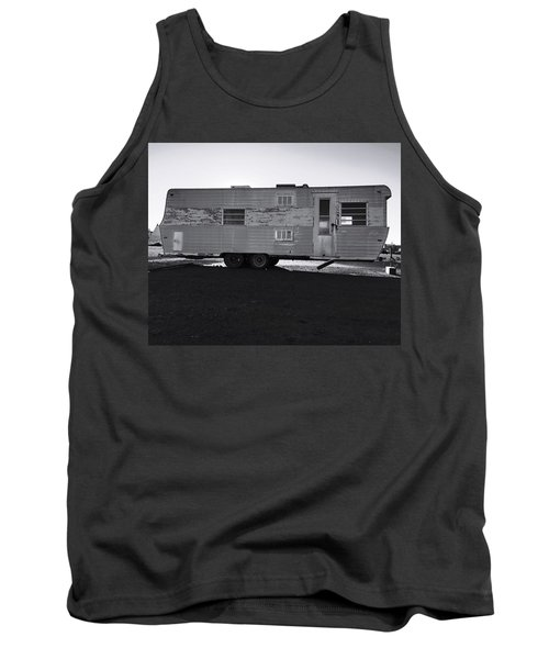 Better Days On Route 66 Tank Top