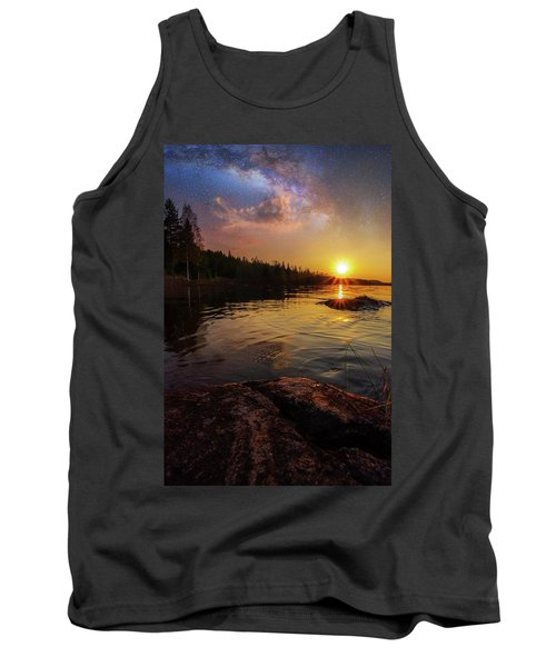 Between Heaven And Earth Tank Top