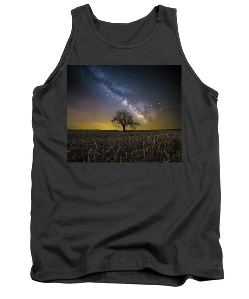 Tank Top featuring the photograph Beyond by Aaron J Groen